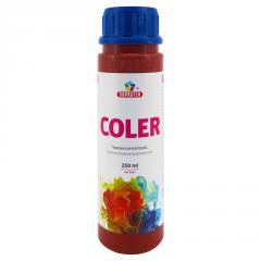 Концентрированная краска Coler №119 Красный оксид 250мл