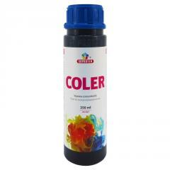 Концентрированная краска Coler №122 Черный 250мл