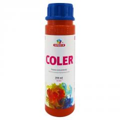 Концентрированная краска Coler №123 Терракот 250мл