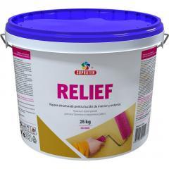 Краска структурная Relief 25кг