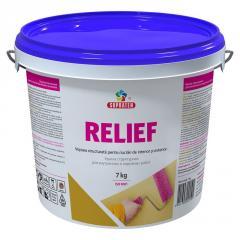 Краска структурная Relief 7кг
