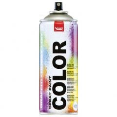 Краска-спрей акриловая Белая RAL1015 400мл