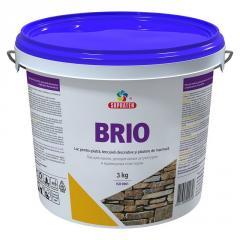 Лак Brio Бесцветный глянцевый 3кг
