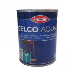 Лак Celco Aqua 10 Матовый 1л