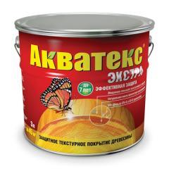 Лак Акватекс Экстра Калужница 3л