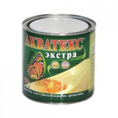 Лак Акватекс Экстра Сосна 0.8л