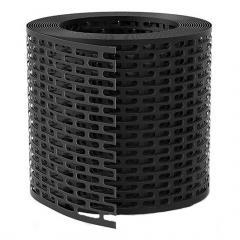 Лента вентиляционная CoroCRAT RAL8004 100мм 5м