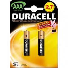 Батарейка DURACELL LR03