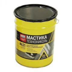 Мастика Техномаст №21 20кг