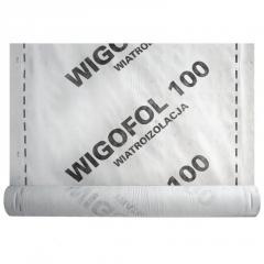 Мембрана ветрозащитная Wigofol 100г/м2