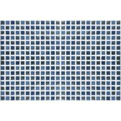 Настенная плитка Chess Blue 20x30см