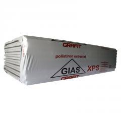 Пенополистирол Gias XPS 1250x565x40мм