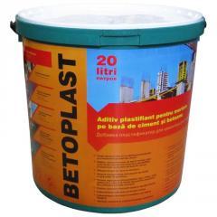 Пластификатор Betoplast 20л