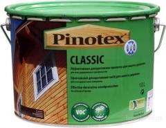 Пропитка Pinotex Classic Орех 10л