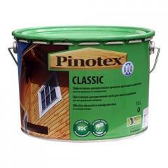 Пропитка Pinotex Classic Тик 10л