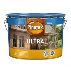 Пропитка Pinotex Ultra Махагон 10л