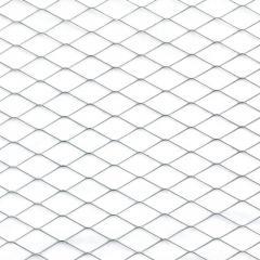 Сетка просечно-вытяжная оцинкованая 20x40x0.4мм