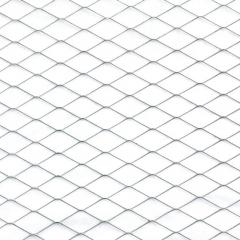 Сетка просечно-вытяжная оцинкованая 25x60x0.5мм
