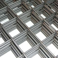 Сетка сварная армирующая ВР-1 100x100x3мм