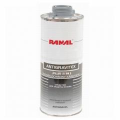 Средство для защиты кузова Antigravitex Черный 1кг