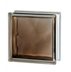 Стеклоблок бронзовый Brilly Bronze