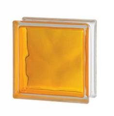 Стеклоблок желтый Brilly Yellow