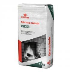 Сухая смесь Termocamin белая 25кг
