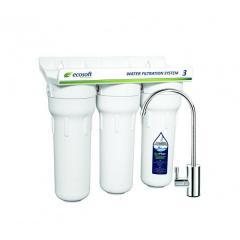 Тройная система для очистки воды