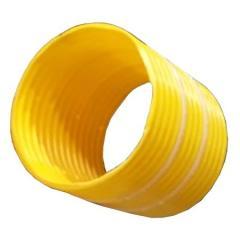 Труба дренажная гофрированная SN4 d110мм 360&deg