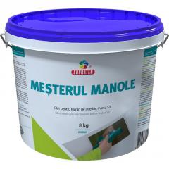 Шпатлевка Mesterul Manole S3 8кг