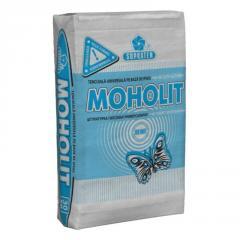 Штукатурка гипсовая Moholit 30кг