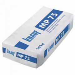 Штукатурка гипсовая МП-75 30кг