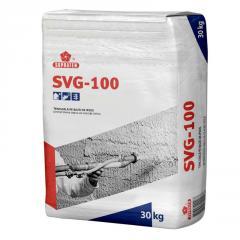 Штукатурная смесь SVG-100 30кг