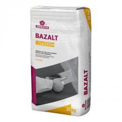 Штукатурно-армирующая смесь Bazalt 25кг