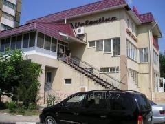 Аренда коммерческого здания в Молдове