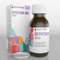 Extract de sirop DEPOTUSIN-IMO podbal 100 ml