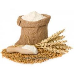 Мука пшеничная - Сорт: Высший, 1-й и 2-й  Рынок