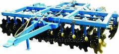 Tillage machines