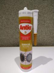Герметик ANTIA cиликоновый  для зеркал