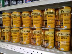 Лак Primtex  для декорации и защиты древесины