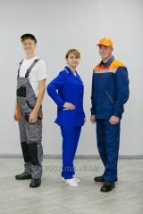 Costume de lucru