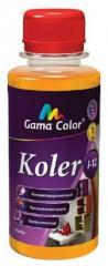 Колер для водоэмульсионных красок Gama-Color