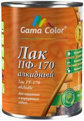 Лак алкидный ПФ-170 GAMA-COLOR