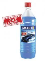 Жидкость стеклоомывающая зимняя -70°C SMART COLOR