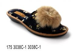 Women's slippers Belsta home