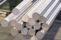 Прутки стальные - круги ламинированные