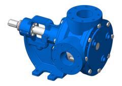 """VPF 4 internal gear pumps """""""