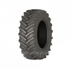 Tires for agricultural machinery
