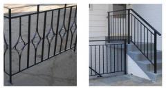 Решетки и ограждения из металла