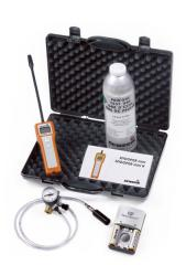 Detector, leak detector SNOOPER mini